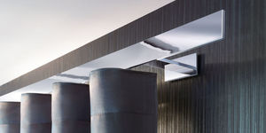 interstil - plate - Curtain Rail