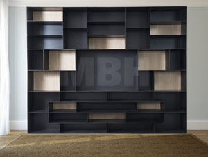MBH INTERIOR -  - Open Bookcase