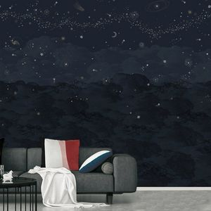 ISIDORE LEROY - cosmos nuit-- - Wallpaper