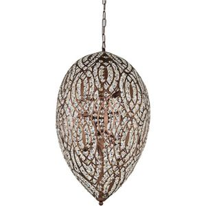 ALAN MIZRAHI LIGHTING - am6800 arabesque single - Chandelier