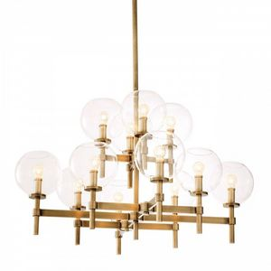 ALAN MIZRAHI LIGHTING - al0148 jade - Chandelier