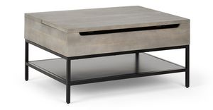 MADE - ustensiles de cuisine 1412876 - Liftable Coffee Table