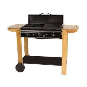 HOMEMAISON.COM - plancha gaz 1417865 - Gas Fired Barbecue