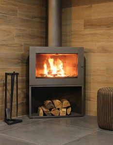 VYROSA - suspendu - Wood Burning Stove