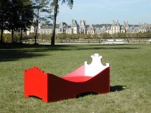 Mie Trampoline - lit feuille - Children's Bed