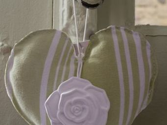LE BEL AUJOURD'HUI - coeur parfumé - Heart