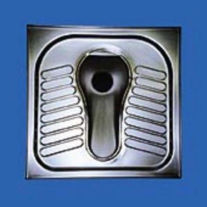 Associated Metal (stainless) -  - Turkish Toilet
