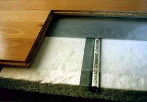 Robbens Underfloor Heating Systems -  - Heated Floor