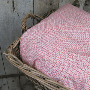 Balade En Roulotte - edredon gourmandise - Infant's Quilt