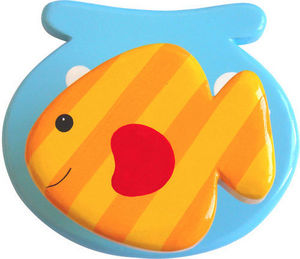 L'AGAPE - poisson - Children's Clothes Hook