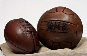 JOHN WOODBRIDGE -  - Rugby Ball