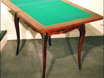 ANTIQUE GERMAIN -  - Games Table