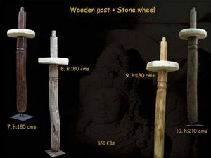 Timor -  - Column