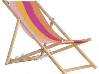 ALPINA GARDEN -  - Deck Chair