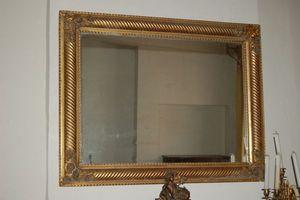 Antiquites Decoration Maurin -  - Mirror