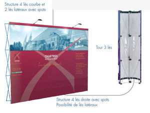 adimage-adexpo -  - Foldable Booth