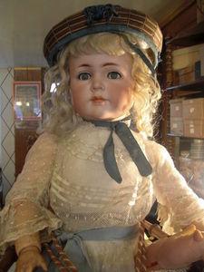 Arielle Antiquités -  - Doll