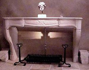 Piet Jonker -  - Fireplace Mantel