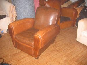 Fauteuil Club.com - fauteuil d'origine - Club Armchair