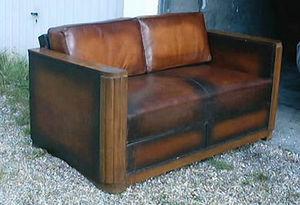 Fauteuil Club.com - canapé club - Sofa Bed