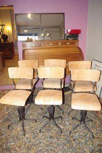 LE MARCHAND D'OUBLIS - chaises d'école - Children's Chair