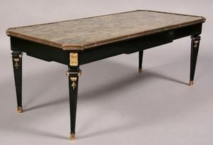 Jacque's Antiques -  - Rectangular Coffee Table