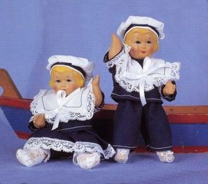 Sartoni Danilo Ravenna Italy -  - Doll