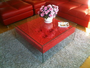 GLADYS NISTOR -  - Square Coffee Table