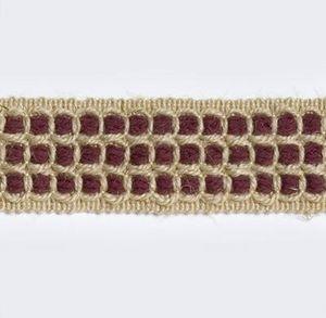 CASTILLA RIENDA -  - Embroidered Border