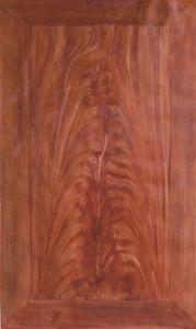 Atelier De L'Ecluse - acajou - Faux Wood Finish