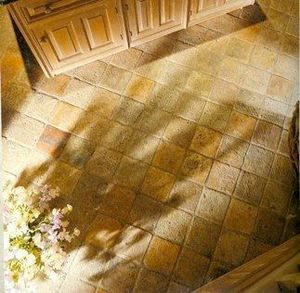 Steve Charles - antiqueterracotta - Floor Tile