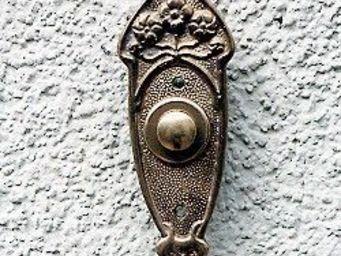 Replicata - klingelplatte drei blümchen - Door Bell