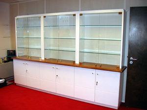 Vitrinexpo27 - sur mesure - Display Cabinet