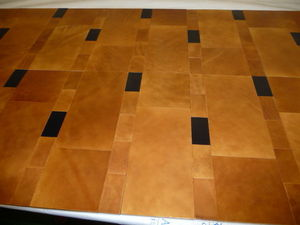 Atelier du club - dalles at - Leather Flooring