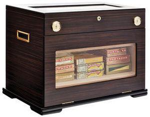 ADORINI - aficionado - deluxe - Cigar Cabinet Humidor