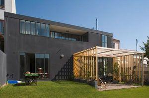 ATELIER DU PONT-ARCHITECTES -  - Architectural Plan
