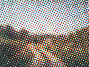 NEOLICE - quadriland - Modern Tapestry
