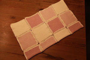 Y.KNOT -  - Children's Blanket