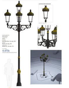 ATP -  - Lamp Post