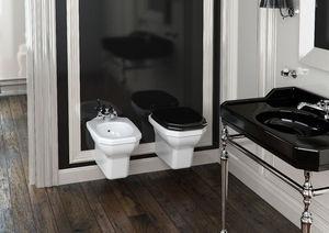 BLEU PROVENCE - serie suspendue romana - Wall Mounted Toilet