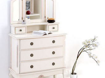 Miliboo - bianca miroir - Dressing Table