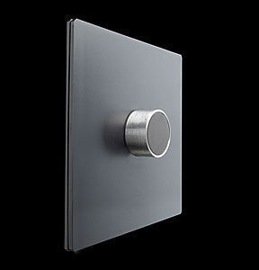 FONTINI - laiton graphite - Dimmer Switch