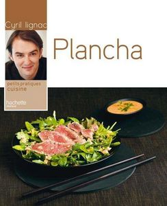 Hachette Pratique - plancha - Recipe Book