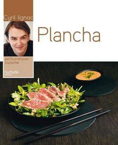 Hachette Livres - plancha - Recipe Book