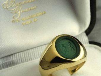 Benneton - chevalière - Ring