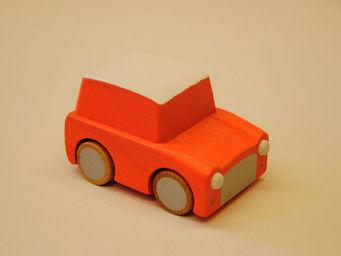 KUKKIA - k001-org-kuruma - Wooden Toy