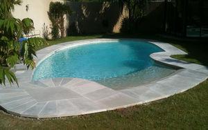 Rouviere Collection - sermideco - Pool Border Tile