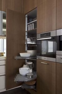 Total Consortium Clayton - tocco/timber - Kitchen Furniture