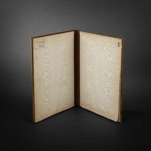 Expertissim - reliure en bronze et biscuit - Briefcase