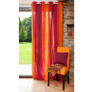 Maisons du monde - rideau marrakech - Eyelet Curtain